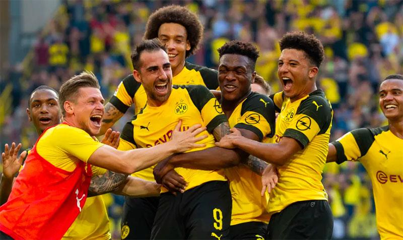 Borussia Dortmund Shares